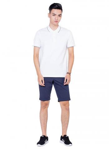 Quần shorts nam Aligro ALGQS1044 màu xanh navy